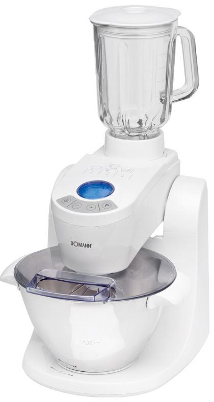 BOMANN KM 365 CB   Küchenmaschine mit Ice Crusher für 79€