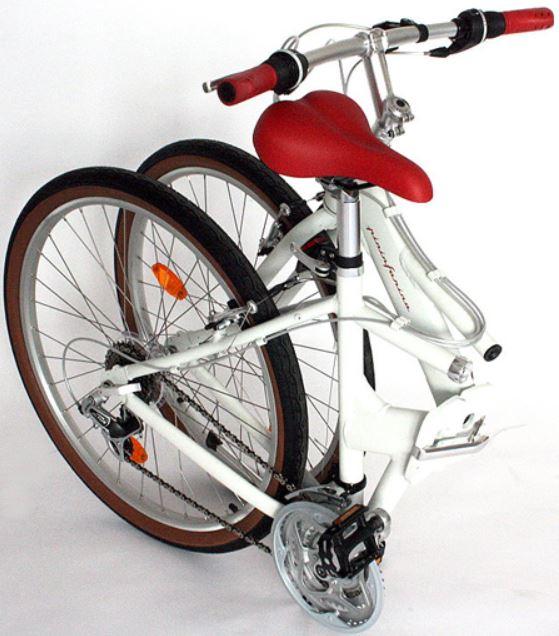 Pininfarina Designer 26er Klapp Fahrrad für 149€