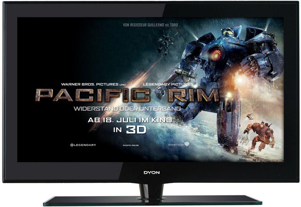 Dyon Beta 24   24 Zoll FullHD TV mit triple Tuner für 169€