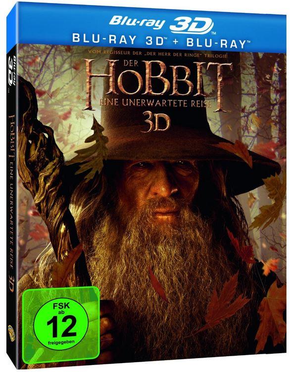 Der Hobbit   Eine unerwartete Reise 3D und mehr Amazon Blu ray und DVD Angebote der Woche
