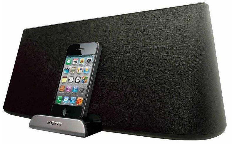 Sony RDP XA700iP – AirPlay Lautsprecher Dock für 159€