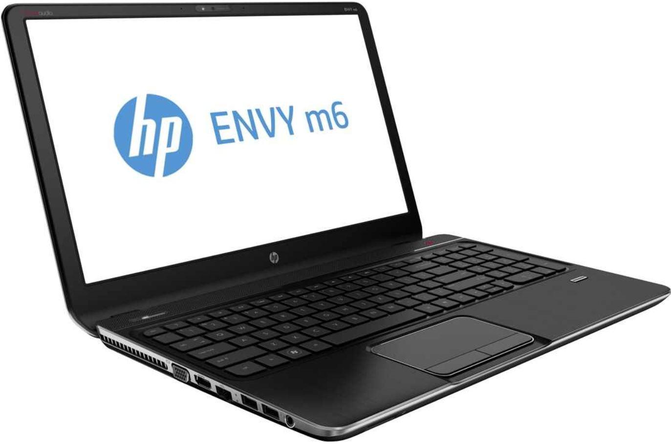 HP ENVY m6 1201sg   15,6 Notebook mit i5 und AMD Radeon HD 7670M für 499€