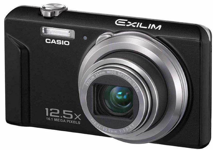Casio Exilim EX ZS 150   16MP Digital Kamera mit 12,5 Zoom für 84,90€