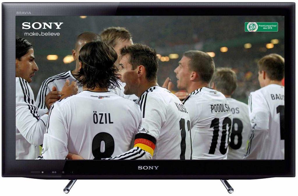 Sony KDL26EX555   26 Zoll WLan Smart TV für 269€