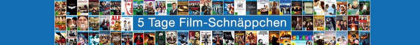 5 Tage Film Schnäppchen, Amazon Film Neuheiten und Highlights und TV Serien reloaded   Update