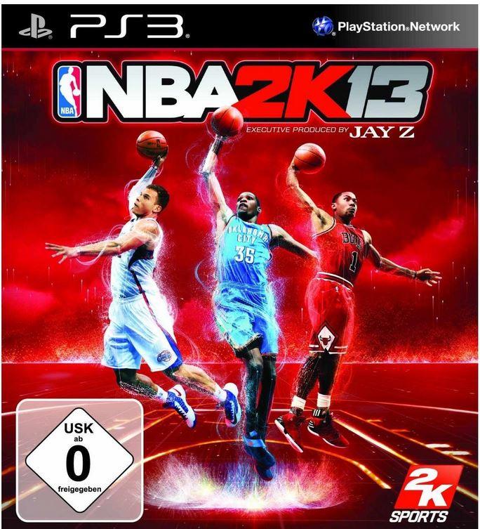 Preisfehler? Game NBA2K13 für die Playstation3 kostenlos für PS + Network Mitglieder!