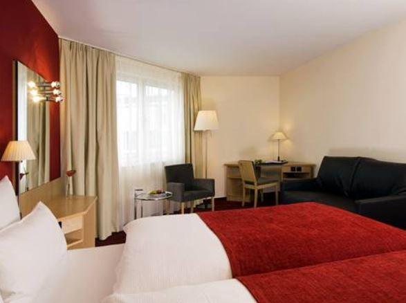 Hotelgutschein, 2 Personen, 2 Übernachtungen im 4* Hotel NH in Dresden für 99€