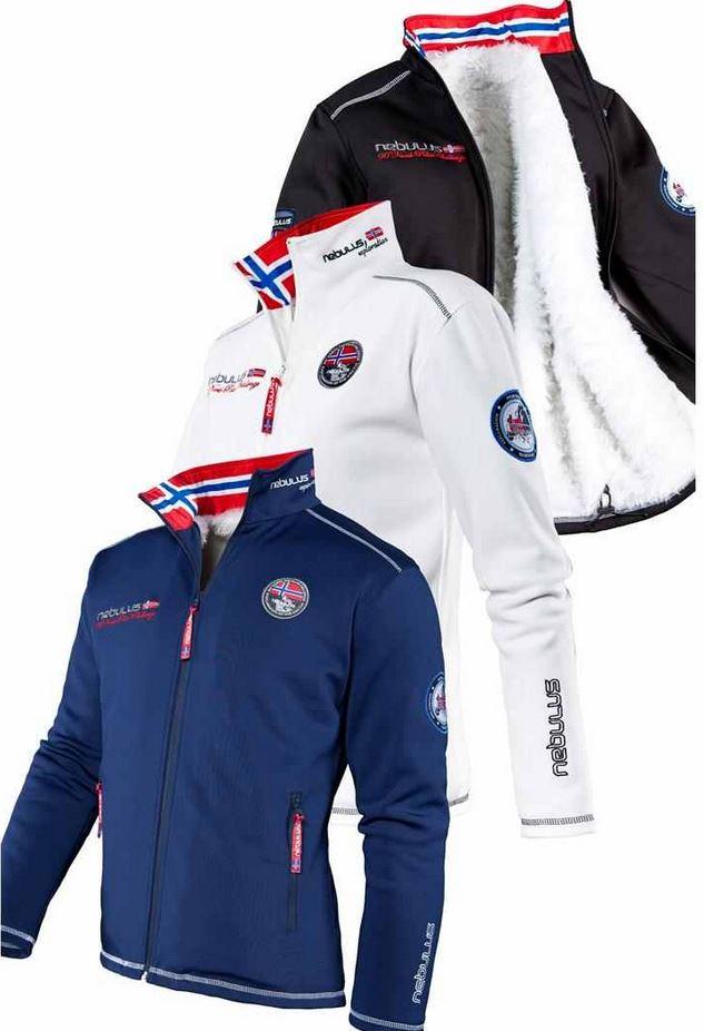 NEBULUS MAESTRO, Damen und Herren Fleece Jacke für je 44,99€!