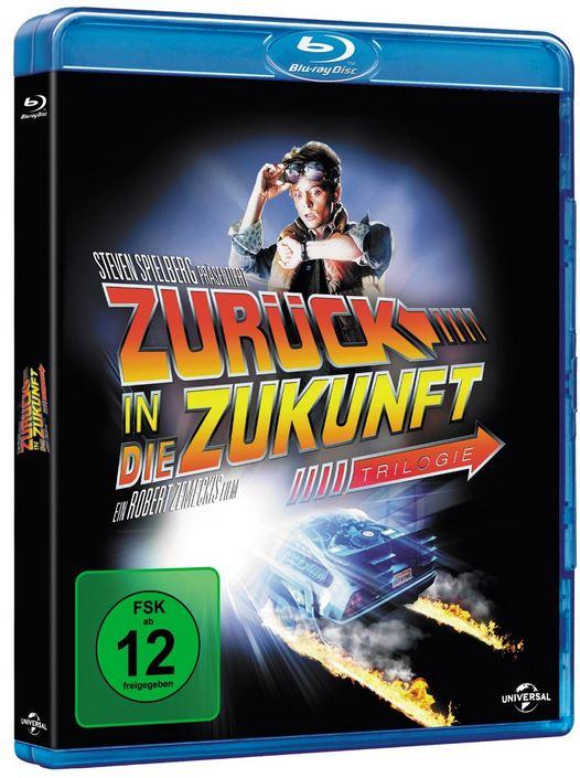 Zurück in die Zukunft & Jurassic Park Ultimate Trilogy bei den Amazon Blitzangeboten!