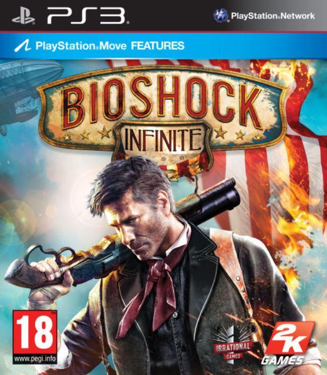 BIOSHOCK INFINITE für die PS3 und die XBox für je 24€