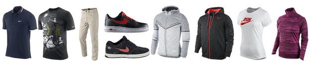 Nike Sale + 20% Gutschein + VSK frei