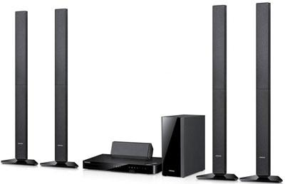 Samsung HT F5550 für 299€   5.1 Heimkinosystem mit 3D Blu ray Player und 1000 Watt