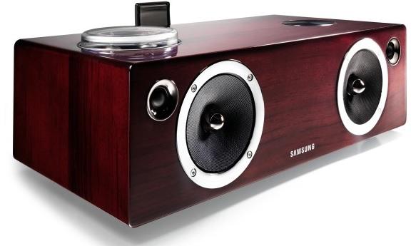 Samsung DA E750 Sounddock mit AirPlay und Röhrenverstärker für 249€ statt 395€