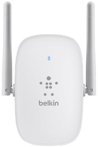 Belkin N300 für 24,90€   Dualband Wi Fi Range Extender