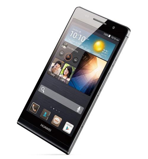 Huawei Ascend P6 für 285€ bei Amazon.co.uk   Android 4.2 Smartphone mit 8MP Kamera, Quadcore Prozessor und 2GB RAM