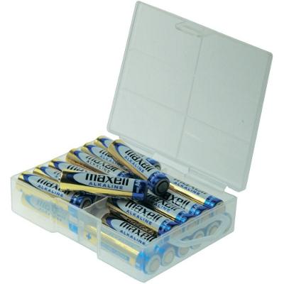 24er Set Maxell Alkaline AA und AAA Batterien für jeweils 9,99€