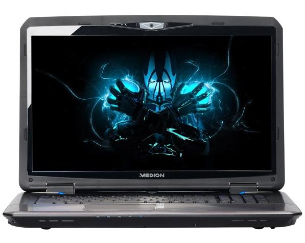 Medion Erazer X7819 für 1149€   17,3 Notebook mit i7 3630QM, 16GB RAM und 128GB SSD