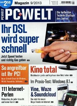 PC WELT mit DVD im Halbjahresabo für effektiv 4,95€