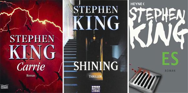 Ein gratis Stephen King Buch der Wahl bei Weltbild