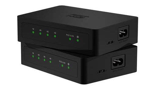 Western Digital Livewire für 22,99€   Powerline AV Starter Kit