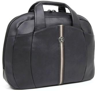 Crumpler Dr. Royale 15 Laptoptasche aus Leder für 79€