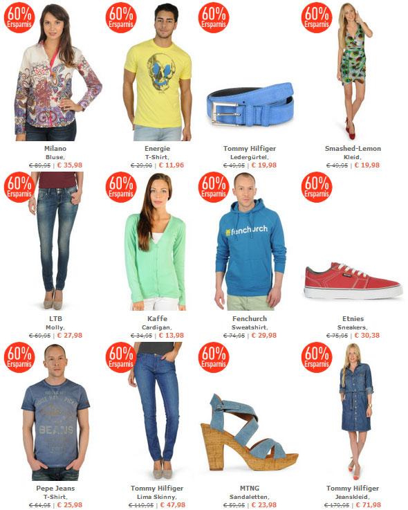 60% Rabatt auf dein Spätsommer Outfit + 10€ Gutschein bei dfl   Update!