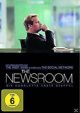 PREISFEHLER?! Newsroom – Staffel 1 (DVD) für 0€ + 1,99€ Versand