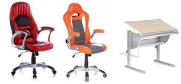 Büromöbel von HJH bei Amazon reduziert   Stylische Büromöbel