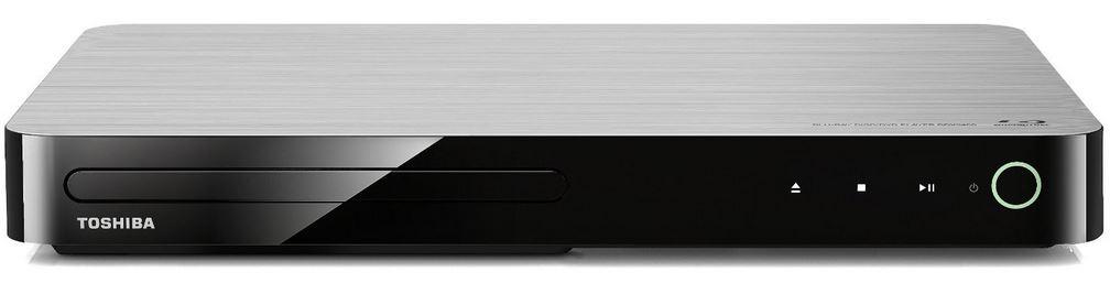 Toshiba 50L7363DG, 50 Zoll 3D WLAN Smart TV mit Blu ray Player und 3D Brille für nur 749€