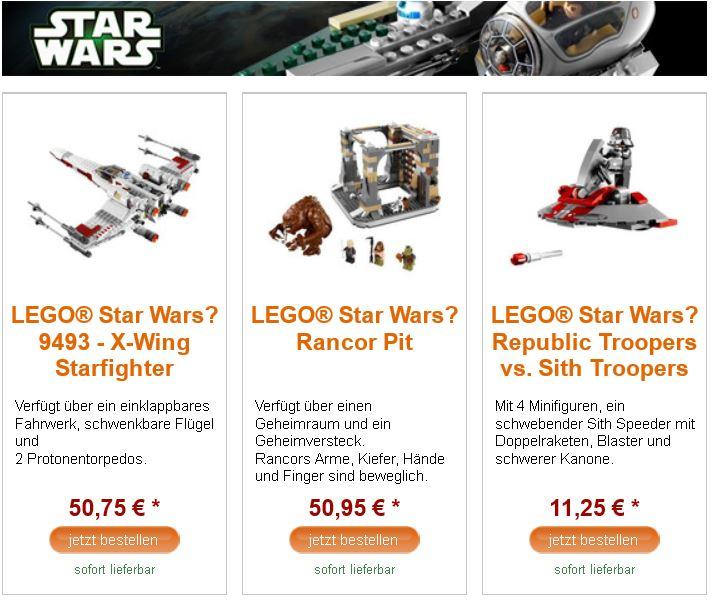 DUPLO & LEGO Aktion bei GetGoods