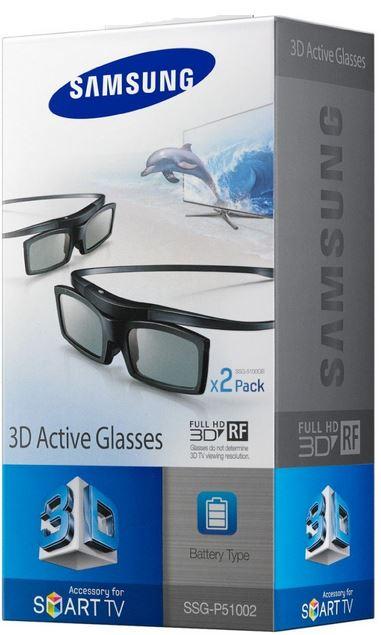 Samsung SSG P51002/XC   3D Active Shutter Brillen Starterset für 16,09€