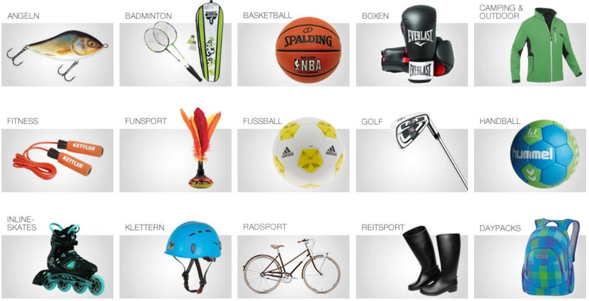 10% Extra Rabatt auf ausgewählte Amazon Sport Artikel   Update