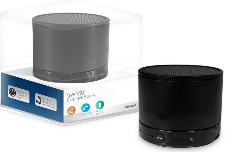 SoundWave SW100   Bluetooth Lautsprecher 17,95€