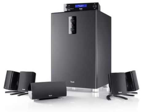 Teufel Concept E 350 Digital LE   5.1 Set   All in one für 353,39€