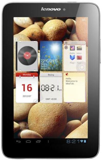 Lenovo Idea Tab A2107A für 59,99€   Android 4 Tablet mit 16GB und UMTS   wieder da!
