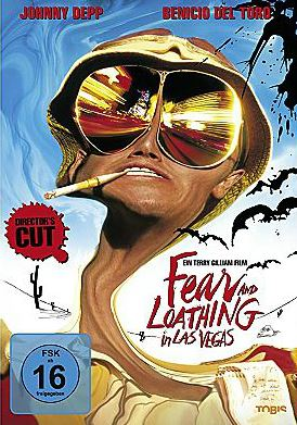 Blu rays Hannibal und Fear And Loathing In Las Vegas, für je 4,99€