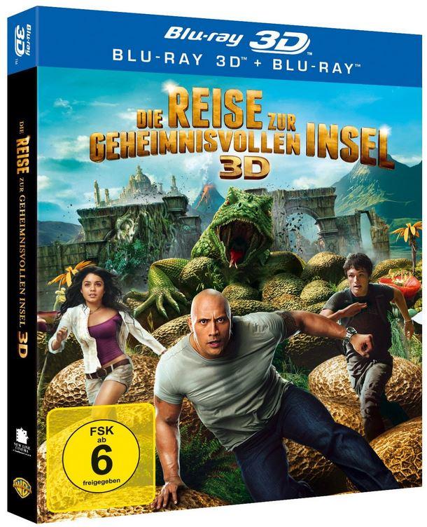 Hugo Cabret 3D, Gangster Squad und mehr Amazon Blu ray und DVD Angebote der Woche