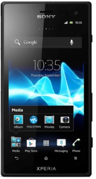 Sony Xperia acro S   wasserdichtes Smartphone für 269€