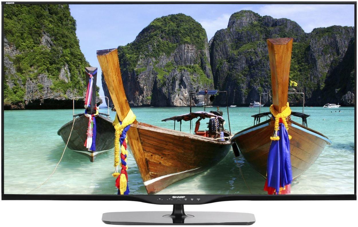 Update! Sharp LC 50LE652E   50 Zoll 3D smartTV &  3D Blu ray Player LG BP420 für 849€