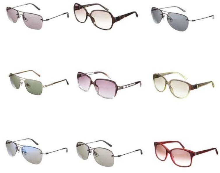 Calvin Klein   CK Damen & Herren Sonnenbrillen für je 33