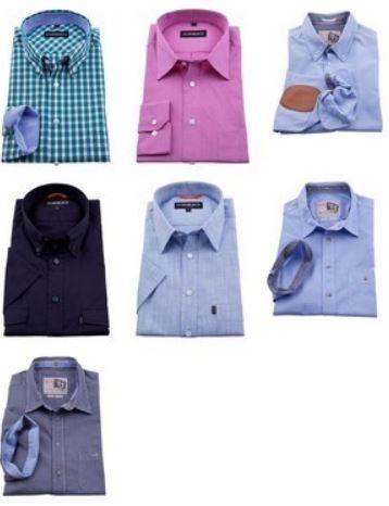 Dornbusch langarm Herren Hemden für je 13,95€