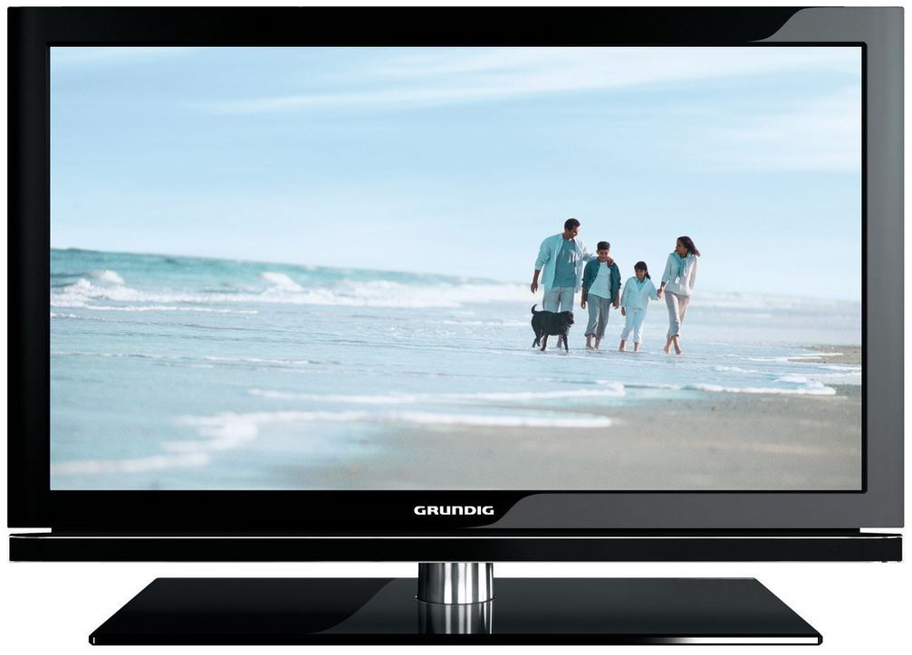 Grundig 46VLE8003 BL   46 Zoll 3D Smart TV für 429,99€