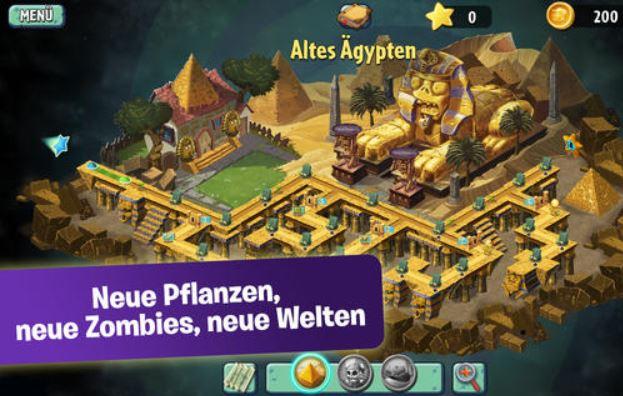 Plants vs. Zombies 2   für iPhone und iPad gratis   Update!