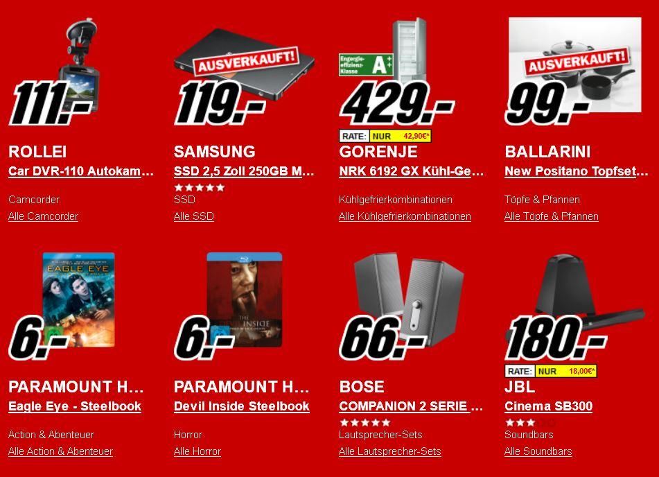 HP Spectre One 23 für 888€ und mehr beim Rausverkauf im Media Markt Onlineshop!