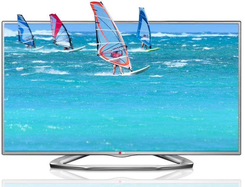 LG 32LA6136   32Zoll Cinema 3D Smart TV für 299€   wieder da!