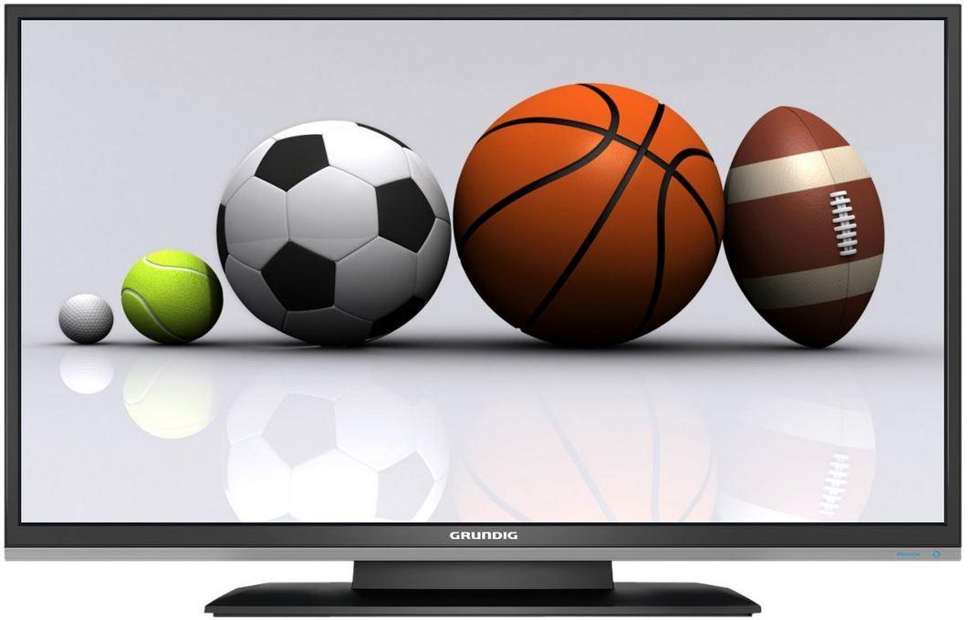 Grundig 32 VLE 5302 BG   32 Zoll TV mit triple Tuner für 249€