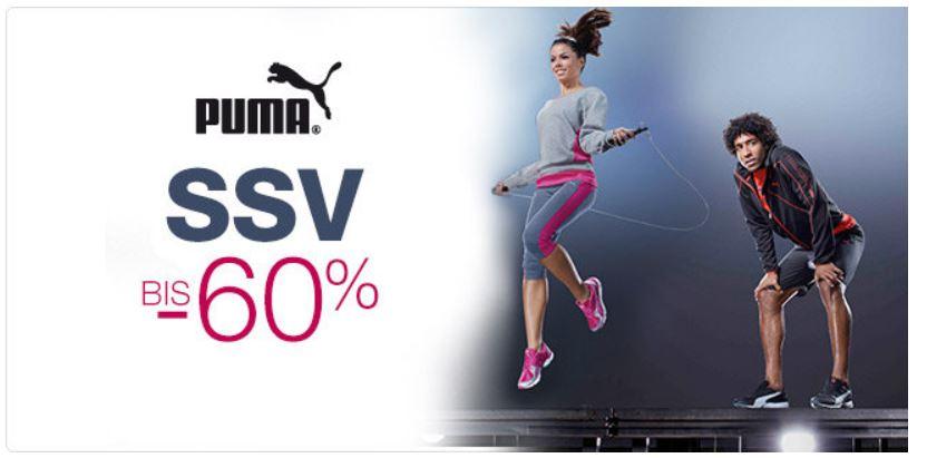PUMA Sportswear mit 60% Rabatt im Sale bei Amazon!