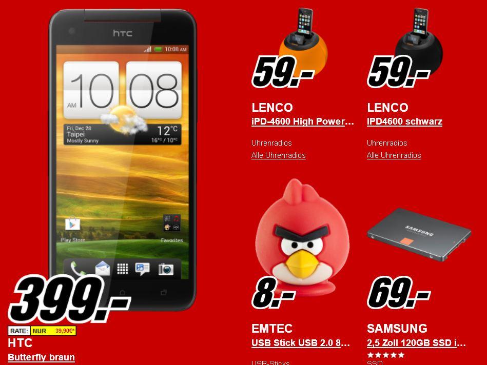 Samsung 840 Series Basic 120GB für 69€ und mehr beim Media Markt Rausverkauf!