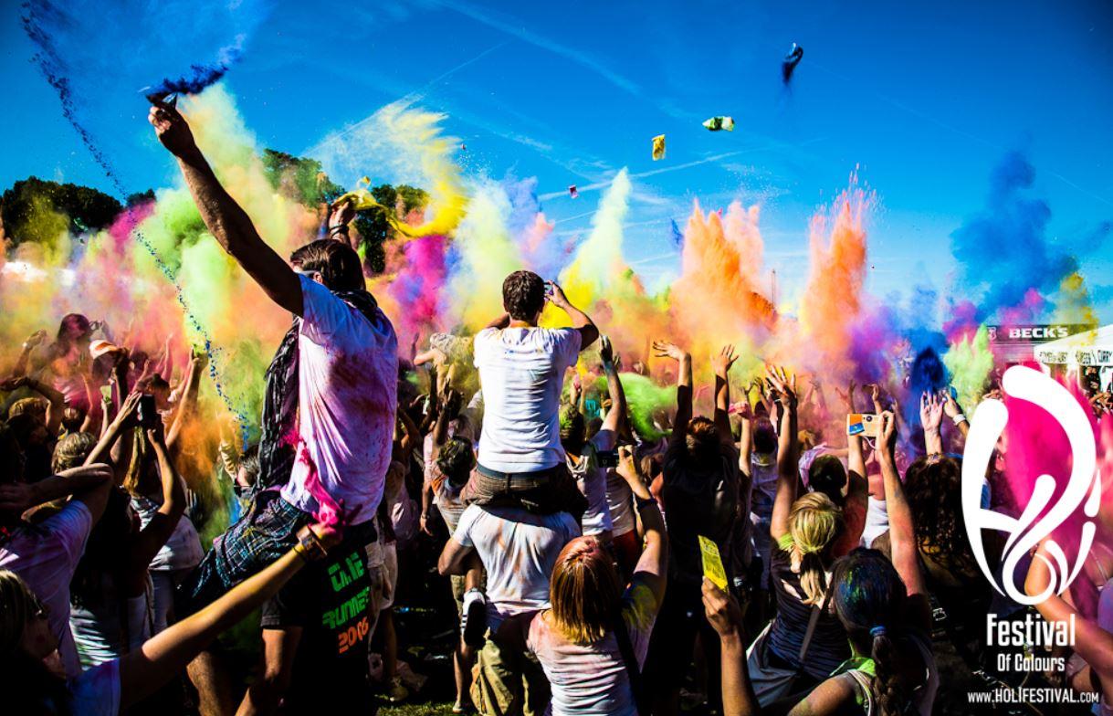 Knaller! Holi Festival Of Colours in Köln diesen Samstag, dank 9€ Gutschein nur 24,99€