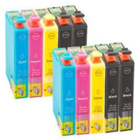Druckerpatronen für Canon, Lexmark, HP und Epson Drucker   10er Pack je 24,99€